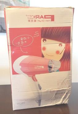 Portable Mini electric Hair Dryer for travel/dormitory/home