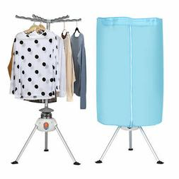 Portable Ventless Laundry Clothes Dryer Folding Drying Machi