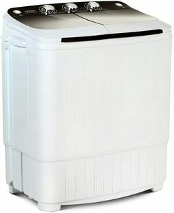 Portable Washing Machine Wash&Spin Combo for Apartment Dorms