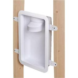 Recessed Dryer Vent Box  - 1 Each