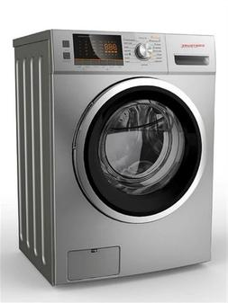 Contoure RV-WD800S Ventless Combo RV Washer/Dryer - Silver