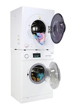 Sekido Stackable Compact Super White Washer SK 824 and Elect
