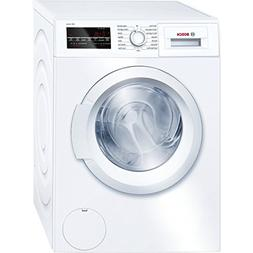 Bosch 24 300 Series White Front Loading Compact Washer