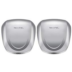 JETWELL (2 Pack High Speed Commercial Automatic Eco Hand Dry