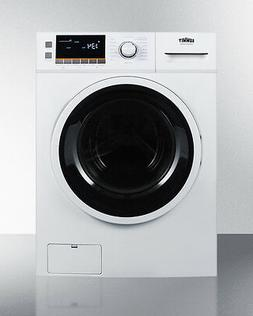 """Summit SPWD2202W 24"""" Combo Washer Dryer Ventless Front load"""