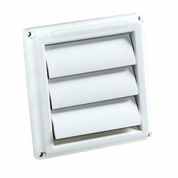 supurr vent louvered outdoor dryer vent cover