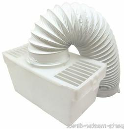 TUMBLE DRYER CONDENSER VENT KIT BOX WITH VENT HOSE FOR ALL M