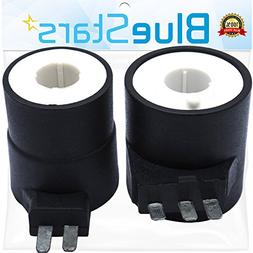 Ultra Durable 279834 Dryer Gas Valve Ignition Solenoid Coil