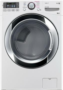 LG 7.4 cu. ft. Ultra Large Capacity SteamDryer w/ NFC Tag On