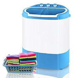 Upgraded Version Pyle Portable Washer & Spin Dryer, Mini Was