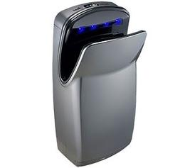 V-A VMAX Surf MTD Vertical Hand Dryer Silver Cover