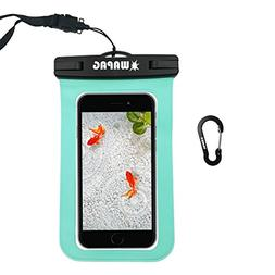 WAPAG Waterproof Bag Case Pouch for iPhone 7 6s 6 6 Plus 5s
