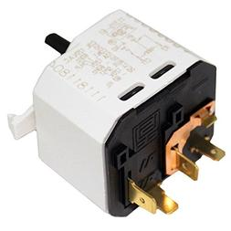 Whirlpool W3398095 Dryer Push-to-Start Switch Genuine Origin