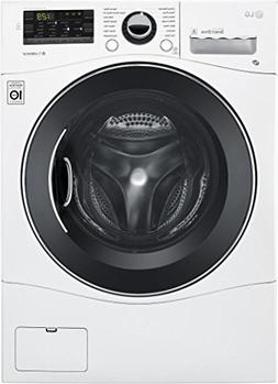 "LG WM3488HW 24"" Washer/Dryer Combo with 2.3 cu. ft. Capacity"